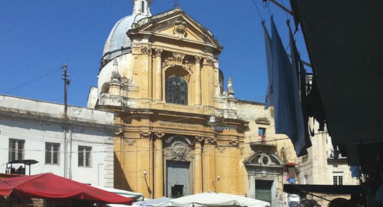 Chiesa di Sant'Anna a Capuana a Napoli