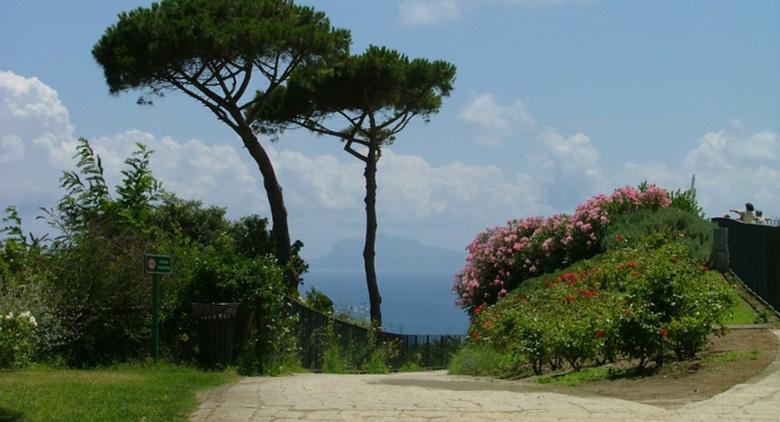 Parco Virgiliano a Napoli
