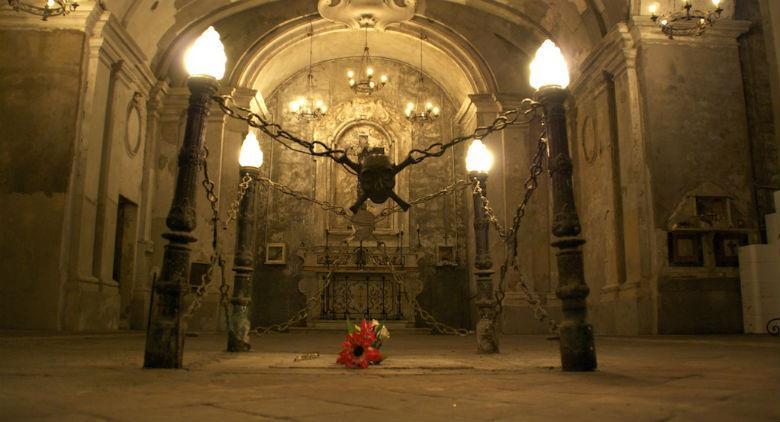 Chiesa di Santa Maria delle Anime del Purgatorio ad Arco a Napoli