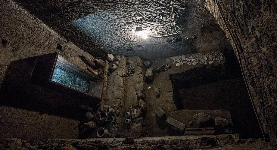 Museo del Sottosuolo a Napoli