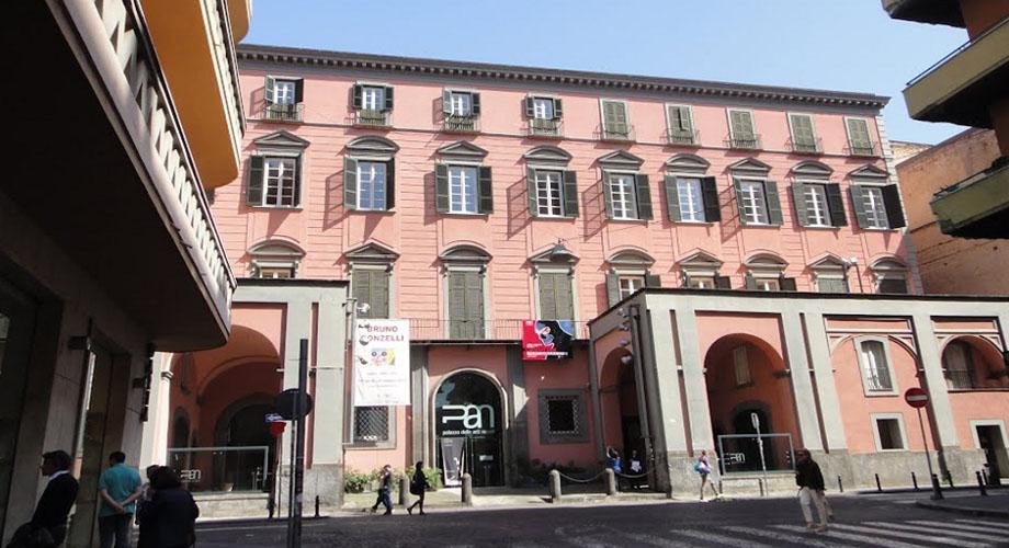 قصر الفنون في نابولي