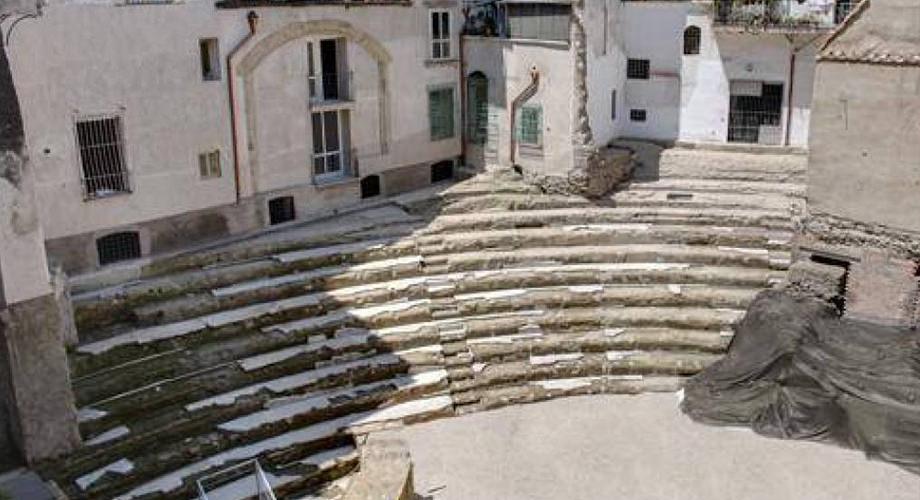 Roman Theater in Naples