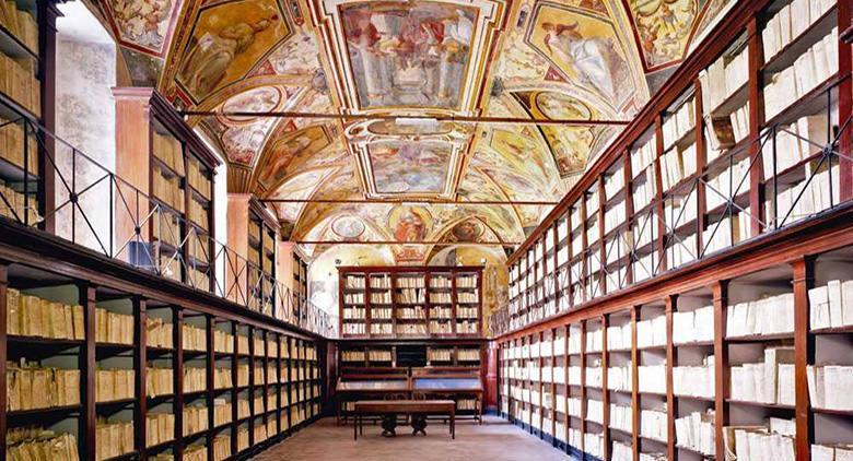 Archivio di Stato a Napoli
