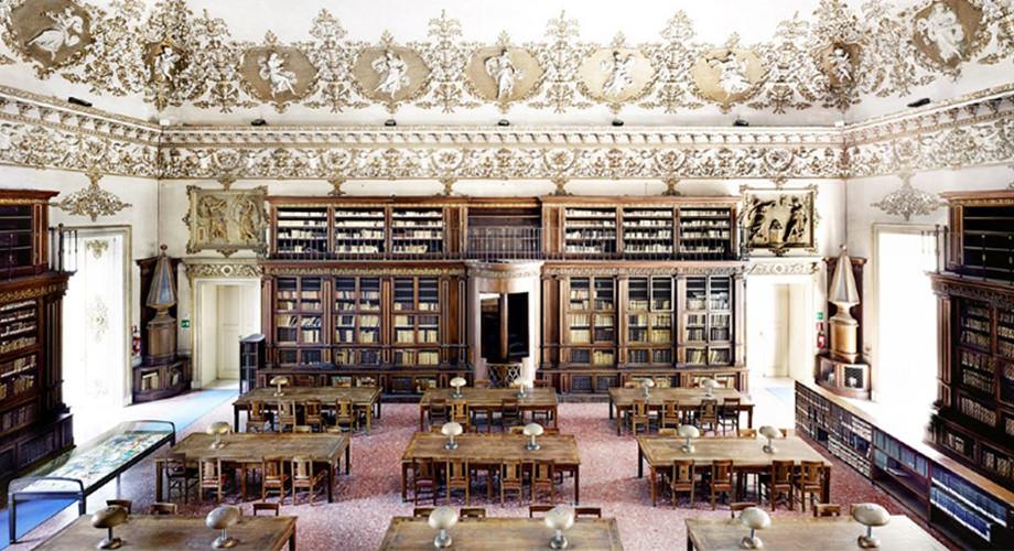 Национальная библиотека Неаполя