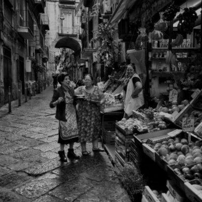 Die schönsten Gassen von Neapel, eine Reise durch die Kapillaren der Stadt