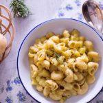 макаронные изделия и картофель