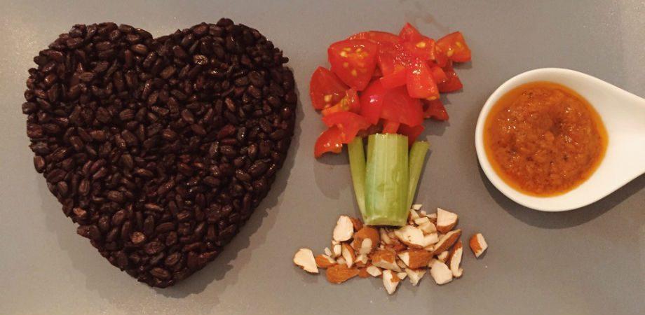 Cambiovita, concepto de tienda vegana orgánica en NApoli