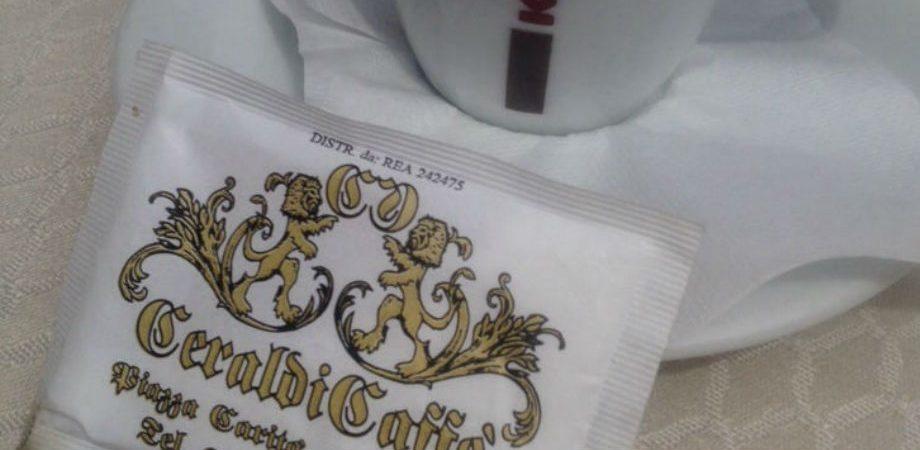 Кофе Ceraldi в историческом центре Неаполя с лучшими купажами Kimbo