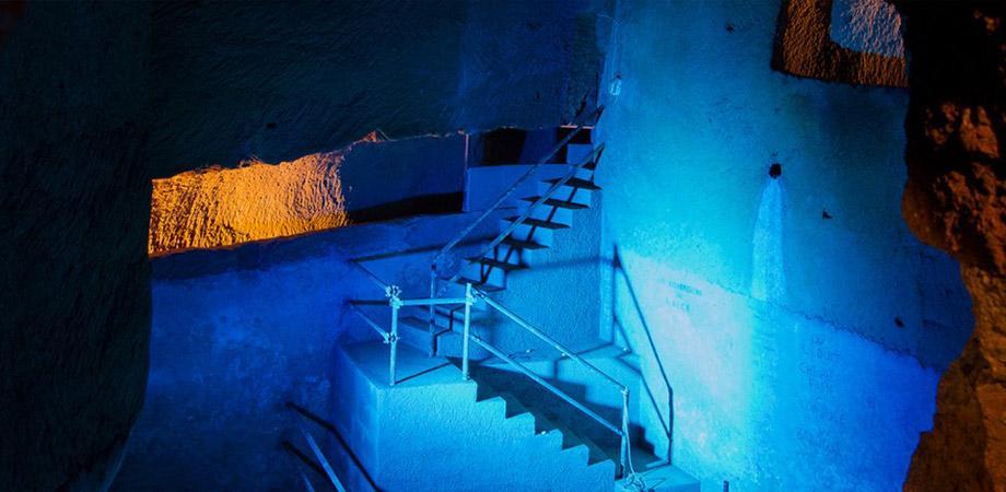 Подземный музей Неаполя