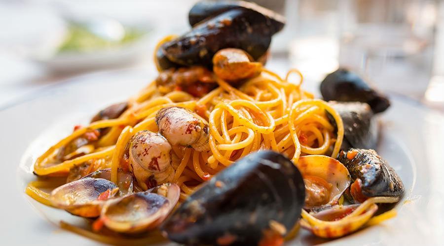 Лучшие рыбные рестораны Неаполя
