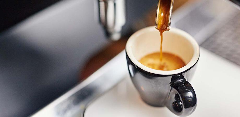 Кофе эспрессо в Неаполе