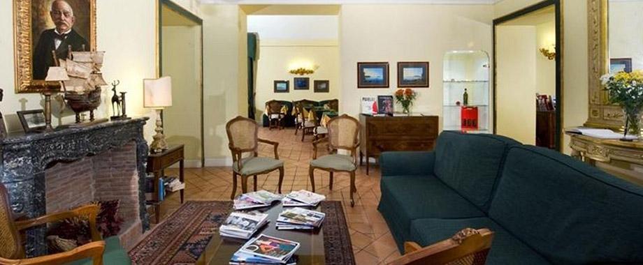 Chiaja Hotel de Charme à Naples