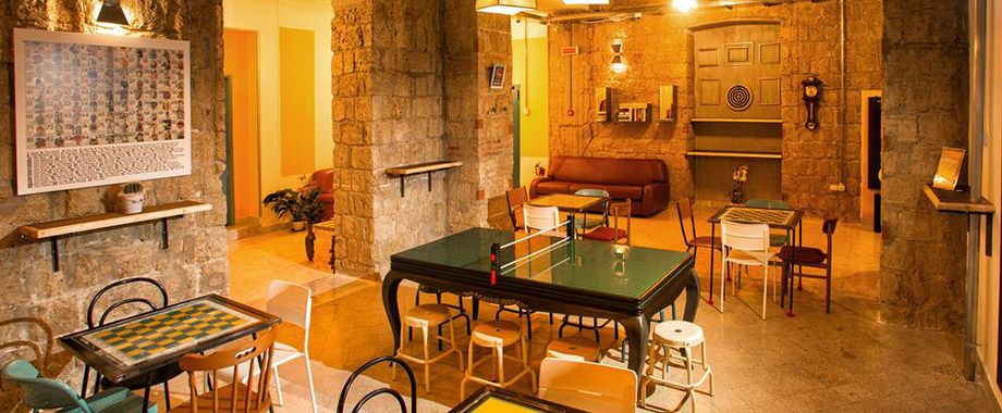 Neapolitan Trips Hostel in Naples