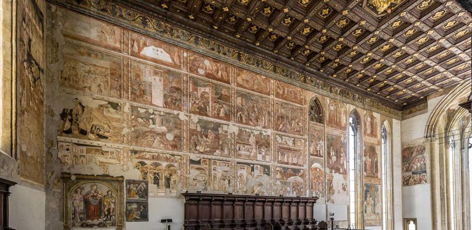 Alte Donnaregina-Kirche in Neapel