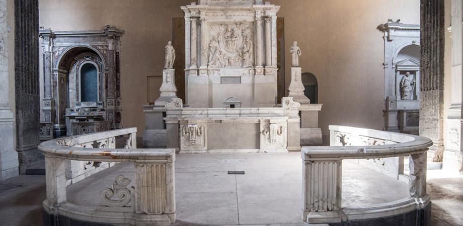 Kirche von Sant'Aniello in Caponapoli