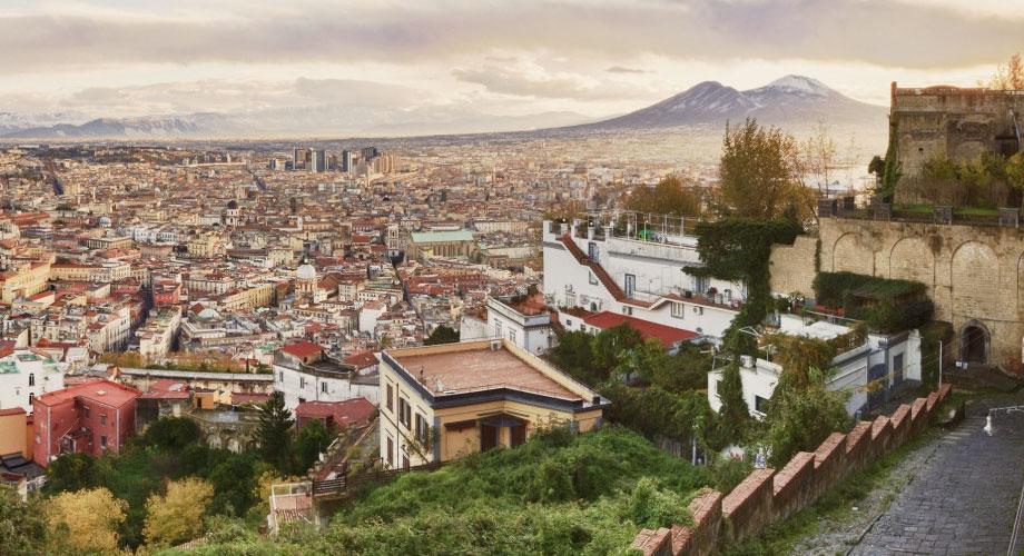 Napoli Dall Alto I Migliori Punti Panoramici Per Ammirare