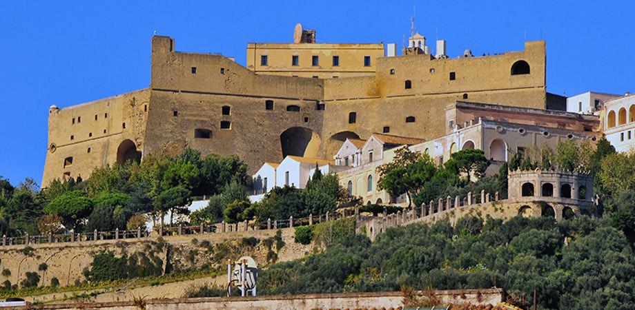 Castel Sant'Elmo à Naples