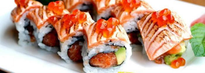 японский ресторан в неаполе