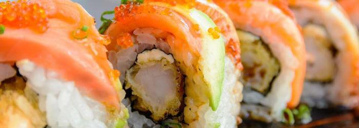 лучший японский ресторан в Неаполе