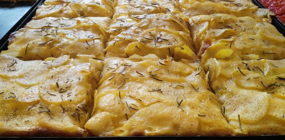 La Фокачча ---- Питание в-Наполи