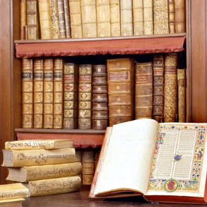 cover libraries of Naples