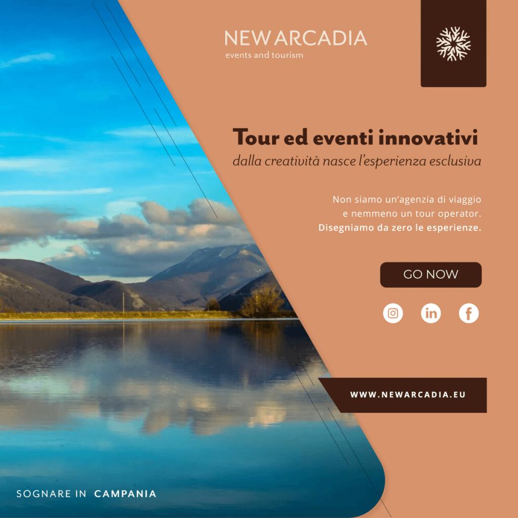 Newarcadia, туризм и роскошные мероприятия