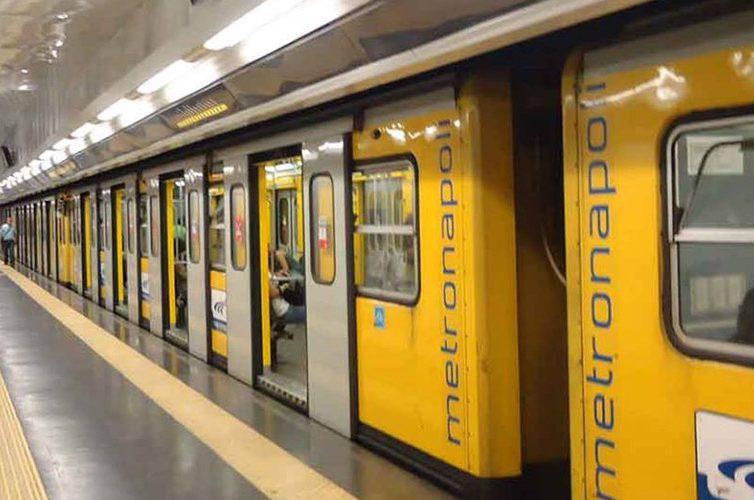 Metropolitana linea 1 Napoli