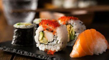 I migliori ristoranti sushi a Napoli