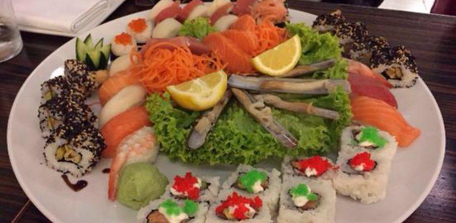 Il sushi di Kukai a Napoli
