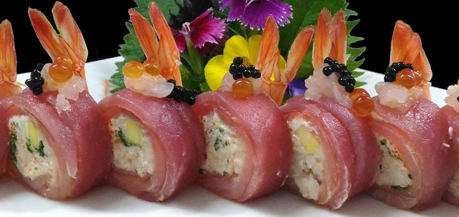 Il sushi di Honzen a Napoli