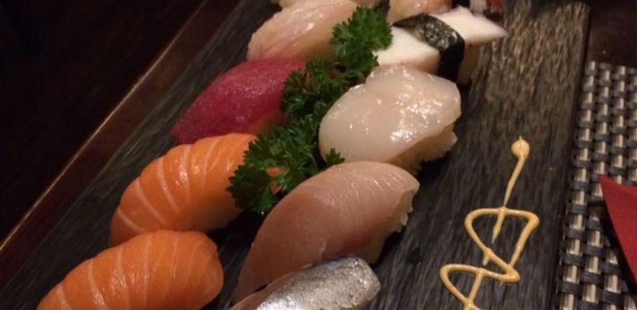 Il sushi di Tokyo a Napoli