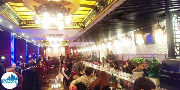 sala del ristorante giapponese tokyo 2 a napoli