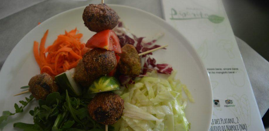 Piperita ristorante vegetariano a Napoli