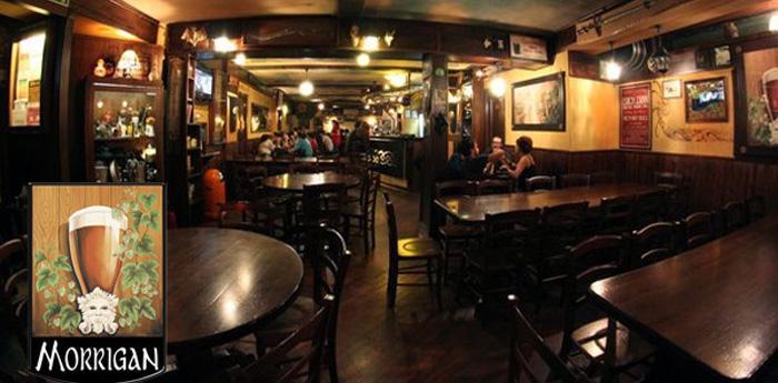 morrigan pub napoli