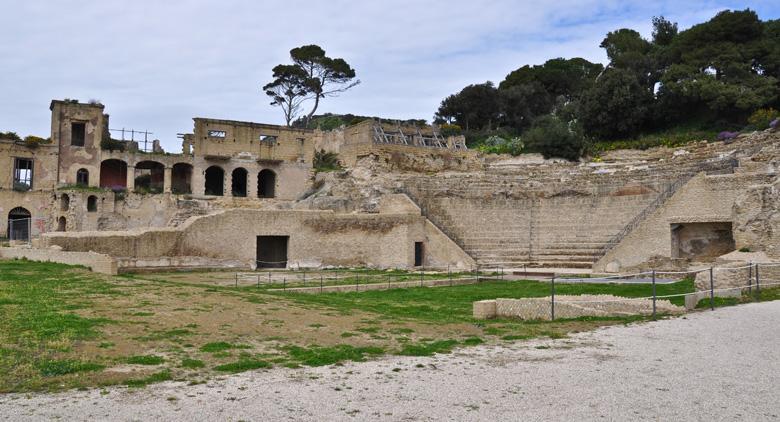 Napoli_-_Parco_archeologico_del_Pausilypon