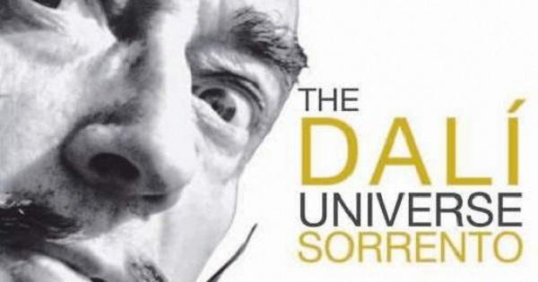 The Dalì Universe mostra Sorrento