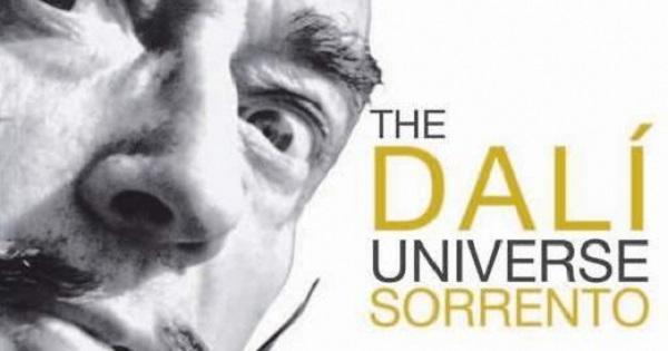 The Dalì Universe mostra Sorrento