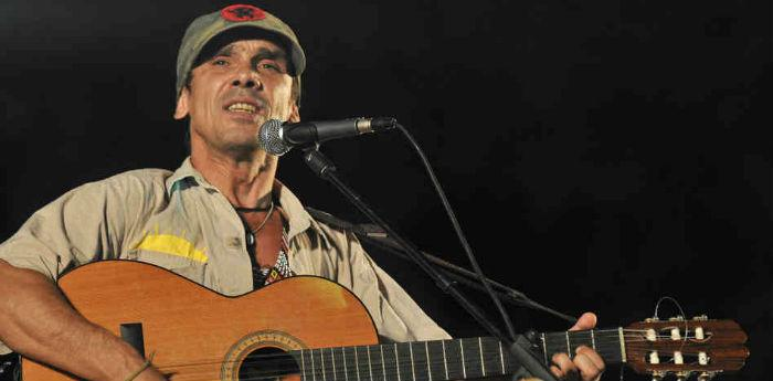 Manu Chao concerto Mostra d'Oltremare