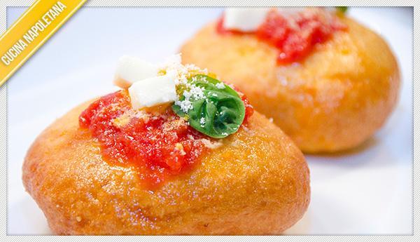 ricetta della montanara cucinare alla napoletana