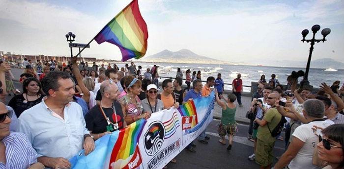 Napoli Campania Pride 2013