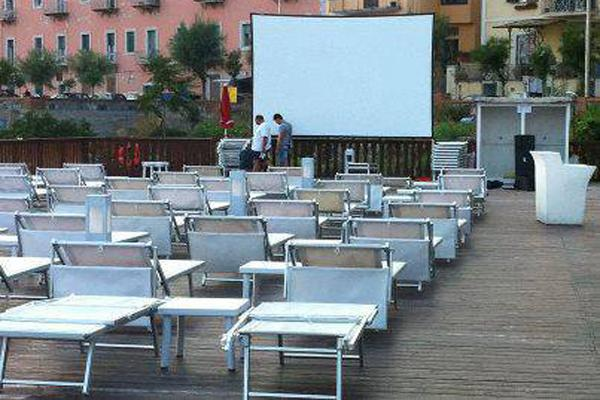 Cineforum Sporting Club La Pietra