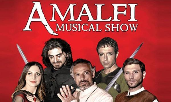 coupon amalfi musical show