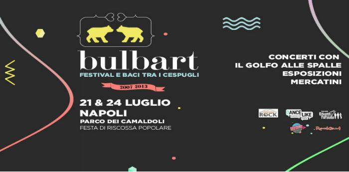 Bulbart Festival Parco dei Camaldoli