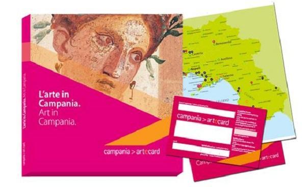 Campania Artecard Nuova