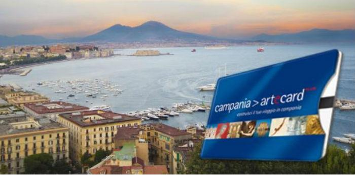 Campania Artecard Napoli
