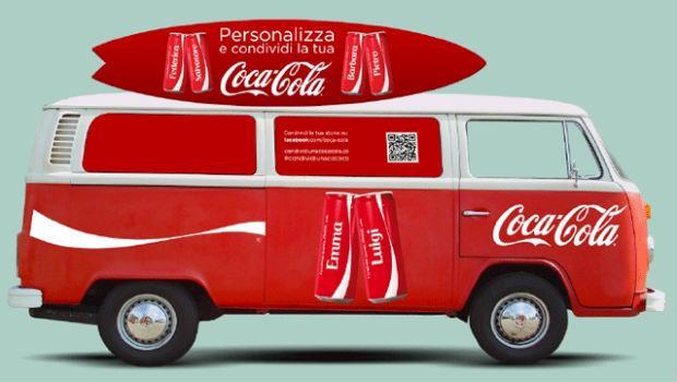 Condividi una Coca-Cola Napoli