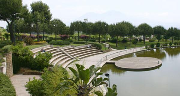 Park des Hügels