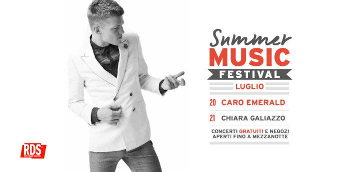 Summer Music Festival outlet La Reggia