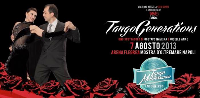 Tango Generations Show Napoli