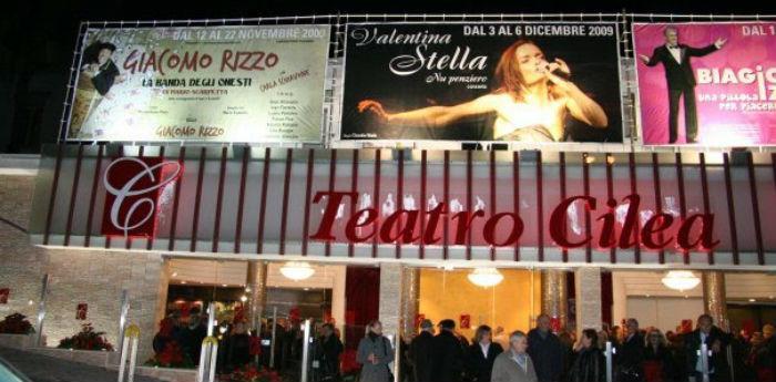 Teatro Cilea Napoli
